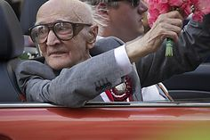 At 100, Conducting His Way To A Dream - Speakeasy - WSJ Roberts Zuika of Kalamazoo, MI, in Latvia again