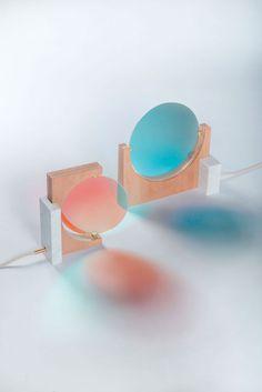 Lights That Rebalance The Body Clock By Éléonore Delisse – iGNANT.de