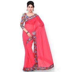 Bollywood Dress Partywear Pakistani Ethnic Saree Designer Sari Indian Wedding…
