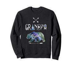 Check this Grandma Bear Tribal Matching Family Vacation & Camping Gift Long Sleeve T-Shirt . Hight quality products with perfect design is available in a spectrum of colors and sizes, and many different types of shirts! Cousin Gifts, Uncle Gifts, Gifts For Brother, Grandpa Gifts, Gifts For Dad, Mama Bear Sweatshirt, Camping Gifts, Family Shirts, Types Of Shirts
