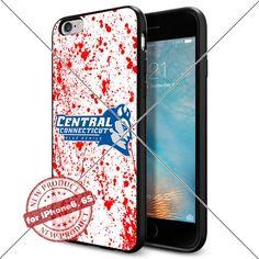 WADE CASE Central Connecticut Blue Devils Logo NCAA Cool Apple iPhone6 6S Case #1072 Black Smartphone Case Cover Collector TPU Rubber [Blood] WADE CASE http://www.amazon.com/dp/B017J7M1Q2/ref=cm_sw_r_pi_dp_D80vwb1PZA75V