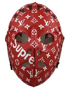 Louis Vuitton, Goyard, Gucci Handmade custom items and Art Hannibal Mask, Bape, Halloween Skull Mask, Supreme Lv, Supreme Stuff, Supreme Clothing, Dope Hats, Louis Vuitton Collection, Louis Vuitton Artsy