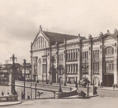 Teatro São José [foto: Guilherme Gaensly].