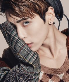 Kim Jonghyun of SHINee  I just love him so much!! He's just too lovable and precious!