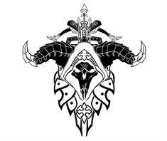 Demon Hunter Crest (Diablo III)