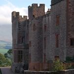 Muncaster Castle ~ haunted castle in England