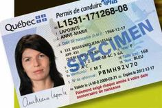 Quebecers' French-only drivers' licenses invalid in the state of Georgia
