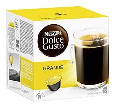 Nescafé Dolce Gusto Grande, 3er Pack (48 Kapseln) - http://uhr.haus/nescaf/nescaf-dolce-gusto-grande-3er-pack-48-kapseln