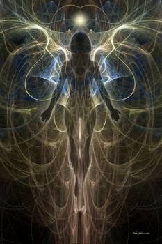 Aaron: The idea of sensing auras is amazing. Being able to see the flow of energy moving in someone else's body. It's an art. Psychedelic Art, Art Visionnaire, Psy Art, Visionary Art, Angel Art, Sacred Geometry, Fantasy Art, Artwork, Awakening