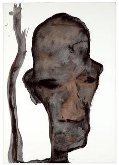 Grey Series Painting by Marilyn Manson Arte Marilyn Manson, Marilyn Manson Paintings, Demon Art, Cartoon Art Styles, Love Art, Watercolor Paintings, Cool Pictures, Canvas Art, Brian Warner