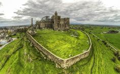 Rock of Cashel, County Tipperary, Ireland