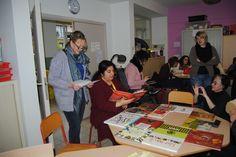 Ouderkring GB Van Asbroek Voorlezen in het Turks en het Nederlands