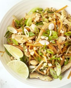 Thai Recipes, Asian Recipes, Healthy Recipes, I Want Food, Wok, Good Food, Food And Drink, Healthy Eating, Lunch