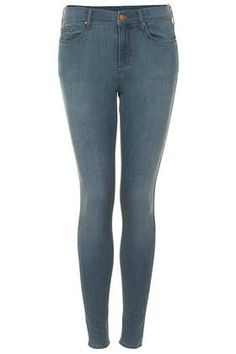 MOTO Smokey Green Leigh Jeans - New In This Week  - New In