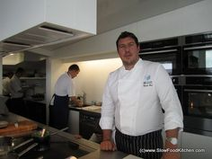 "Claude Bosi of Hibiscus at ""The Cube"" By Electrolux"