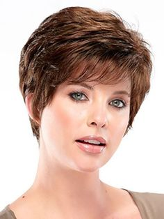 Hair Styles For Women Over 50, Short Hair Cuts For Women, Short Hairstyles For Women, Trendy Hairstyles, Layered Hairstyles, Hairstyles 2016, Short Haircuts, Pixie Hairstyles, Goth Hairstyles
