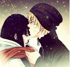 Naruto & Hinata *-*