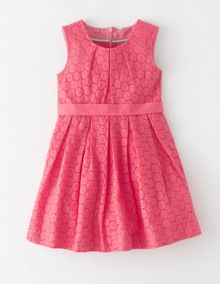 Broderie Party Dress from Boden kids