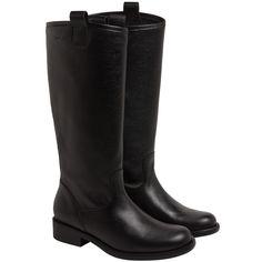 black boots new biker   agnès b. - EU Boutique