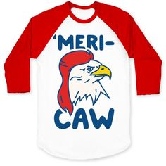 Show off your american pride with this patriotic, redneck, mullet wearin bald eagle design! FREEDOM AND USA ALL DAY! 4th of July will never be the same when you rock this hilarious shirt on July 4th and flex your freedom and party like a patriot the American way, Merica!
