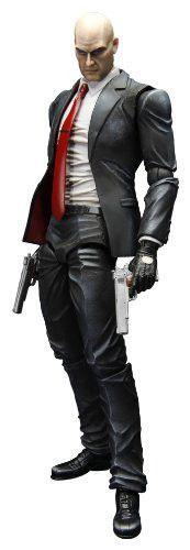 Hitman agent 47 play arts kai action figure