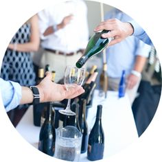 Wilmington Wine & Food Festival | An Exquisite Culinary Pairing.  Join us at the Beacon House Inn and have a perfect weekend at the beach with various events going on around town!