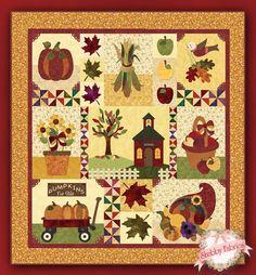 Blessings of Fall - Shabby Fabrics