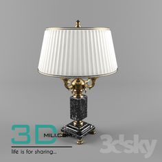 cool 115. Table Lamp 115 3Dmodel Free Download Download here: http://3dmili.com/lighting/table-lamp/115-table-lamp-115-3dmodel-free-download.html