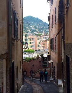 Glimpse of Genova Nervi,ligurian coast #Italy #Liguria