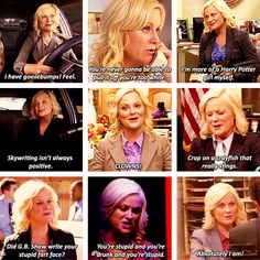 Leslie, Parks and Recreation