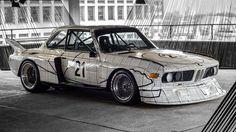art for cars sake.... frank stella