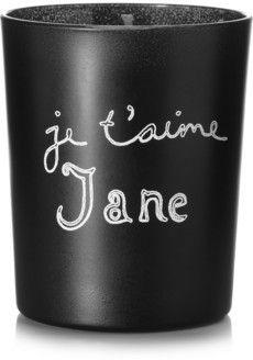 Freud Bougie parfumée Je T'aime Jane Snow Lily sur shopstyle.fr