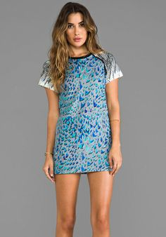 Style Stalker Welcome to the Jungle Dress in Print