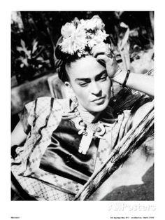 Frida Kahlo - Photo Art by Frida Kahlo at AllPosters.com