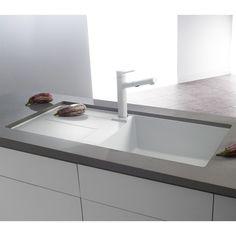 Undermount Kitchen Sinks With Drainboard kitchen sink with drainboard | for the home | pinterest | sinks