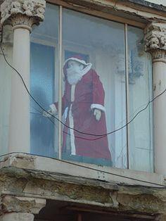 Christmas in Nottingham