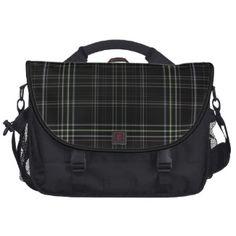 Plaid Commuter Bags
