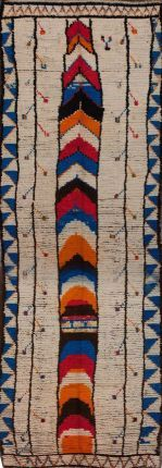 Hawa Berber-this could be nice painted on a window shade