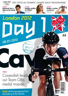 Olympic Daily - Day 1