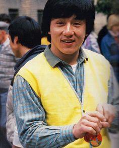 Rare photo of Jackie chan #jackiechan#smile#martialarts#kungfu#jackiechanstyle