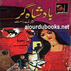 Badshah Gar Namwar Series 14 by MA Rahat