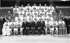 The 1994-1995 New York Islanders.
