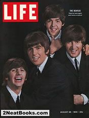The Beatles - Life Magazine cover  28-Aug-1964  I was 8 years old and loved them then and now!!!!