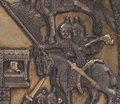 The Anikovs plates, 8th - 10th Century AD