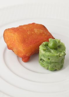 This cod fillet recipe by Vineet Bhatia of Rasoi is a fun Indian-style alternative to traditional seaside battered fish and mushy peas. You can make your own chaat masala, a complex blend of spices, but it is also available to buy online, along with gram (chickpea) flour and carom (ajwain) seeds.