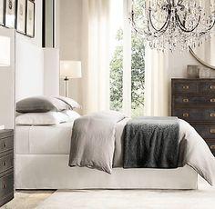 Morrison Bed Collection | Restoration Hardware