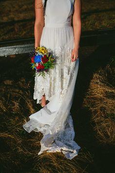 FESTIVAL BRIDES | Aaron & Fiona's Rustic Country Wedding in Western Australia