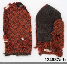 Knit Mittens, Mona Lisa, Knitting, Knits, Folk, Museum, Tricot, Traditional, Popular