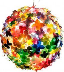 Heath Nash Flower Ball Lights