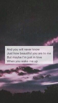 Ed Sheeran ~ Wake Me Up